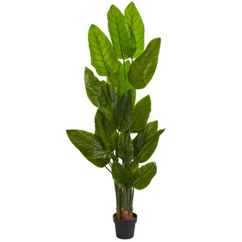 6 Canna Artificial Tree - SKU #5599