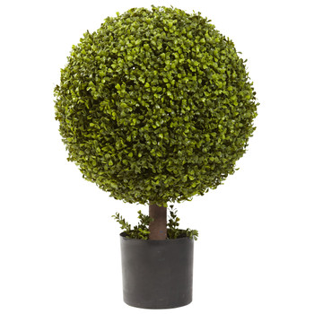 27 Boxwood Ball Topiary - SKU #5919