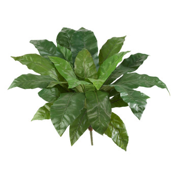 27 Birds Nest Fern Artificial Plant Set of 2 - SKU #6064-S2