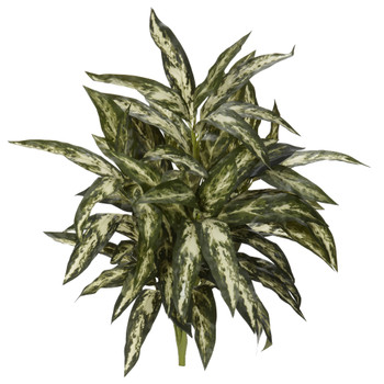 30 Aglonema Artificial Plant Set of 3 - SKU #6076-S3