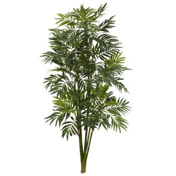 3 Mini Bamboo Palm Artificial Plant - SKU #6097-S1