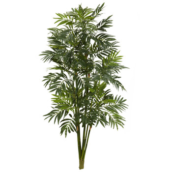 3 Mini Bamboo Palm Artificial Plant - SKU #6097-S1