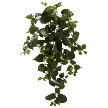 34 Philo Hanging Artificial Plant Set of 3 - SKU #6103-S3