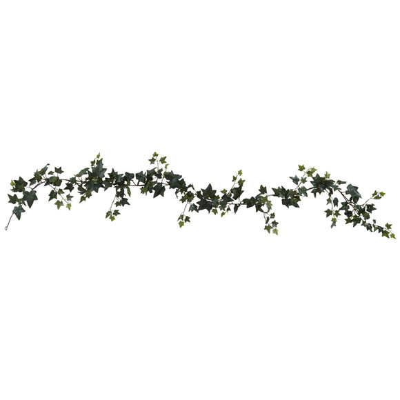 6 Sage Ivy Garland Artificial Plant Set of 4 - SKU #6104-S4