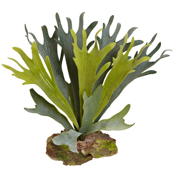 14 Staghorn Artificial Plant Set of 6 - SKU #6108-S6