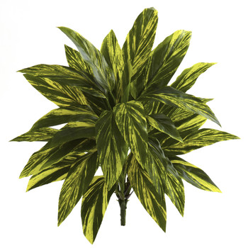 19 Tradescantia Artificial Plant Real Touch Set of 6 - SKU #6123-S6