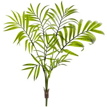Mini Areca Palm Artificial Bush Set of 8 - SKU #6142-S8