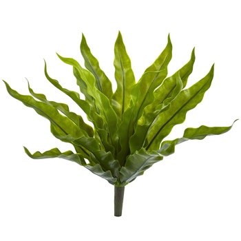 9 Birds Nest Fern Artificial Plant - SKU #6144-S8