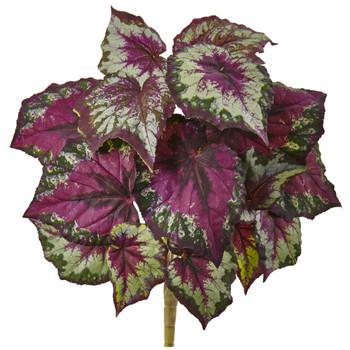 Wax Begonia Bush Set of 6 - SKU #6146-S6
