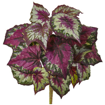 Wax Begonia Bush Set of 6 - SKU #6146-S6