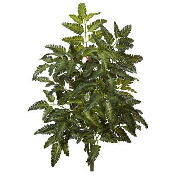 2 Bracken Fern Artificial Plant Set of 3 - SKU #6170-S3
