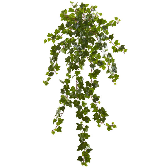 36 Curly Ivy Artificial Hanging Plant Set of 3 - SKU #6195-S3