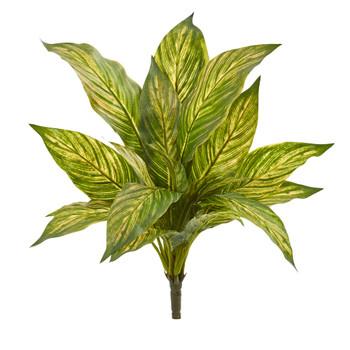 14 Musa Leaf Artificial Plant Set of 12 - SKU #6205-S12