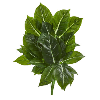 25 Evergreen Artificial Plant Set of 3 Real Touch - SKU #6217-S3