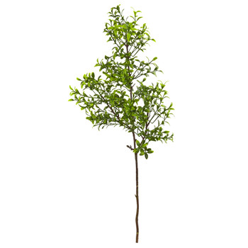 23 Boxwood Spray Artificial Plant Set of 12 - SKU #6225-S12