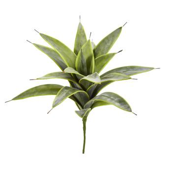 20 Sanseveria Pick Artificial Plant Set of 2 - SKU #6231-S2