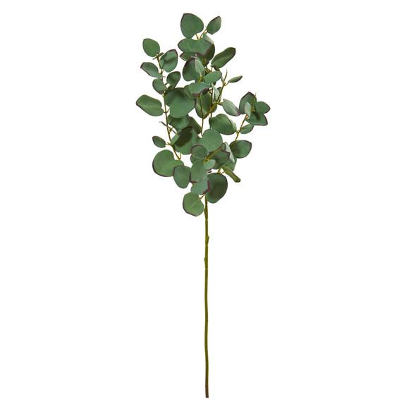 34 Eucalyptus Artificial Branch Set of 6 - SKU #6234-S6