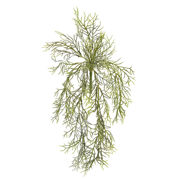 16 Tillandsia Moss Artificial Plant Set of 12 - SKU #6262-S12