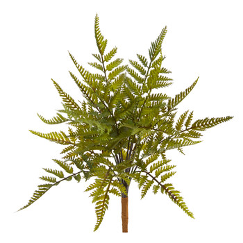 6 Fern Artificial Plant Set of 6 - SKU #6269-S6