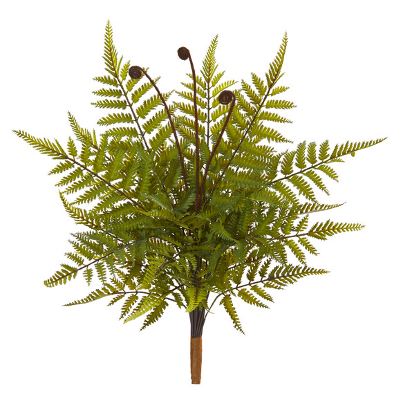 20 Fern Artificial Plant Set of 3 - SKU #6270-S3