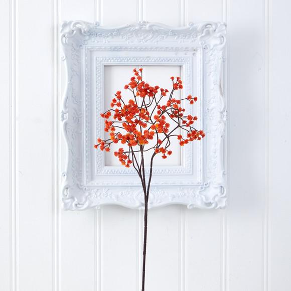 29 Gypsophila Artificial Flower Set of 12 - SKU #6288-S12