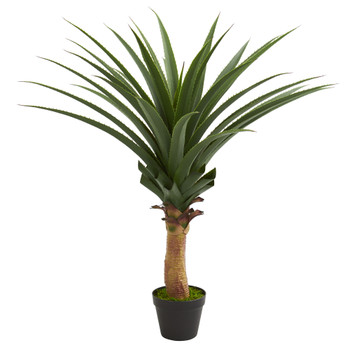 3.5 Agave Artificial Plant - SKU #6334