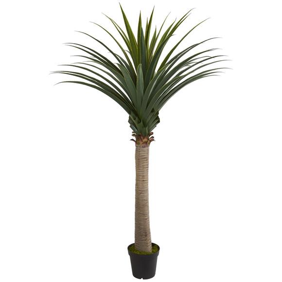 6.5 Yucca Cane Artificial Plant - SKU #6335