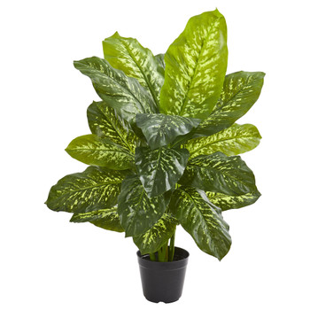 34 Dieffenbachia Artificial Plant Real Touch - SKU #6339