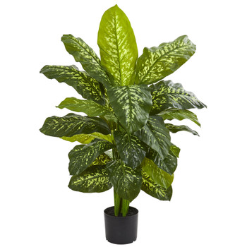 42 Dieffenbachia Artificial Plant Real Touch - SKU #6345
