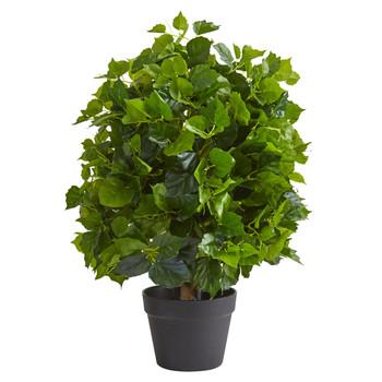 2 Ficus Artificial Tree - SKU #6411