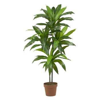 48 Dracaena Silk Plant Real Touch - SKU #6585