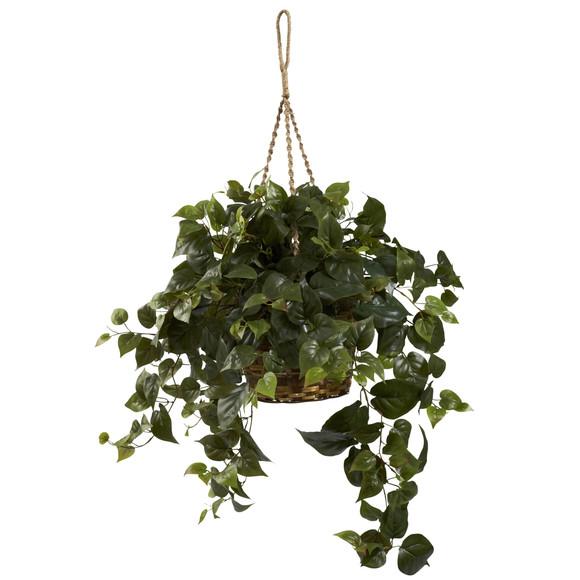 Philo Hanging Basket - SKU #6736