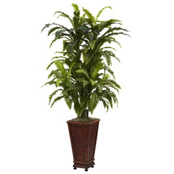 Marginatum w/Decorative Planter - SKU #6747