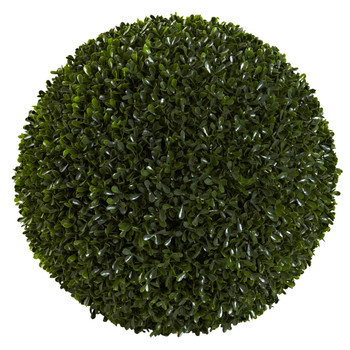 14 Boxwood Ball Indoor/Outdoor - SKU #6808