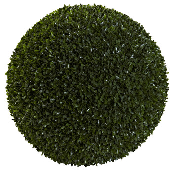 19 Boxwood Ball Indoor/Outdoor - SKU #6810