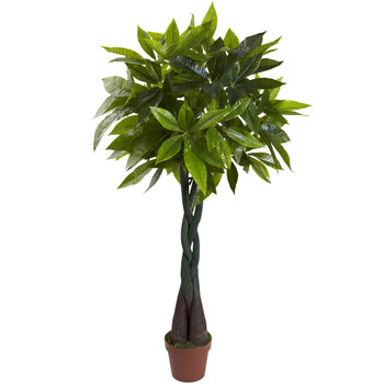4 Money Plant Real Touch - SKU #6812