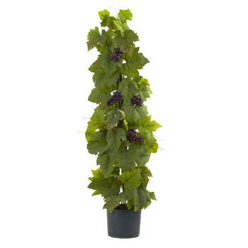 40 Grape Leaf Deluxe Climbing Plant - SKU #6822