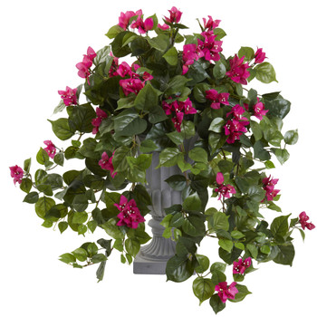 Bougainvillea with Decorative Urn - SKU #6838