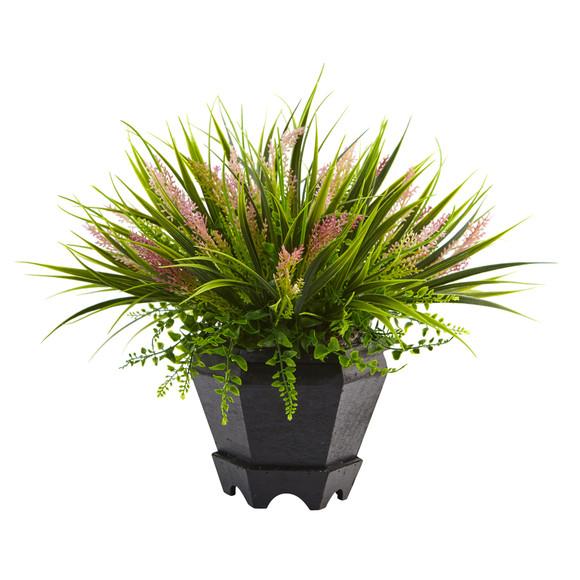 Grass with Planter - SKU #6892