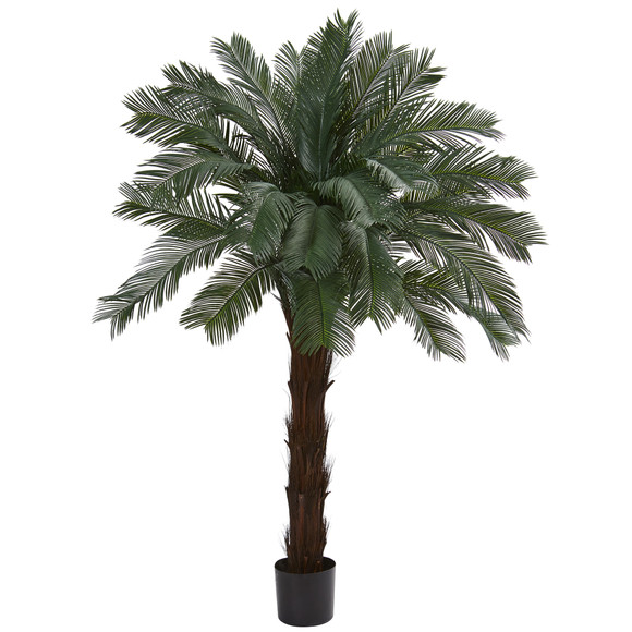 6 Cycas Artificial Tree UV Resistant Indoor/Outdoor - SKU #6936