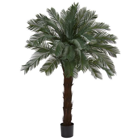 6 Cycas Artificial Tree UV Resistant Indoor/Outdoor - SKU #6936