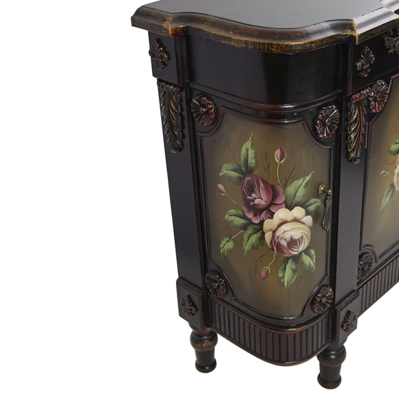 French Vintage Style Floor Cabinet - SKU #7014 - 1
