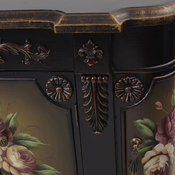 French Vintage Style Floor Cabinet - SKU #7014 - 3