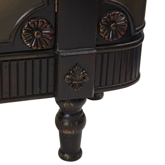 French Vintage Style Floor Cabinet - SKU #7014 - 4
