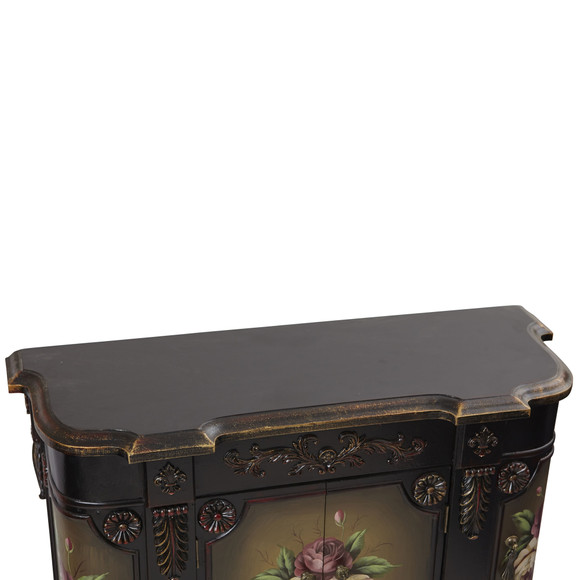 French Vintage Style Floor Cabinet - SKU #7014 - 5