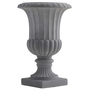 16.5 Decorative Urn Indoor/Outdoor - SKU #7507