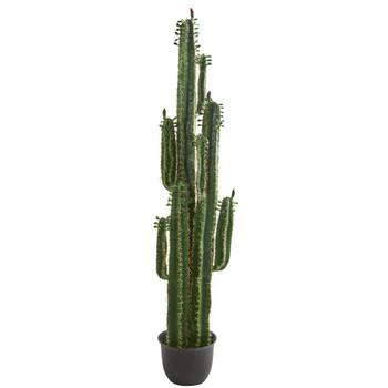 6.5 Cactus Artificial Plant - SKU #8103