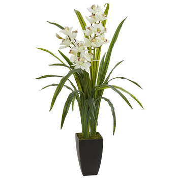 39 Cymbidium Orchid Artificial Plant - SKU #8300