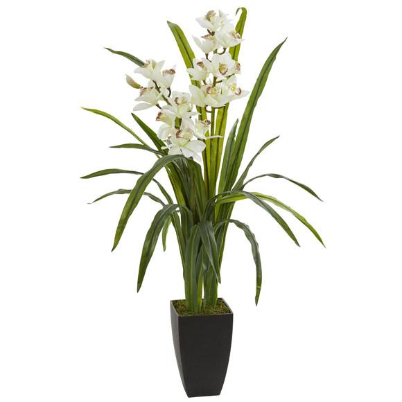 39 Cymbidium Orchid Artificial Plant - SKU #8300