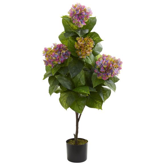 45 Hydrangea Artificial Plant - SKU #8311